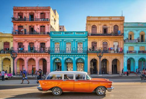 Havanna fotobehang XXL4-042 Vlies collectie Komar