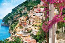 Positano fotobehang Komar Vlies collectie XXL4-043
