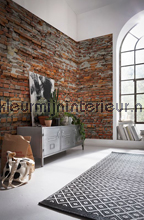 fotobehang Stenen - Beton