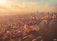 Manhattan fotobehang Komar Steden Gebouwen