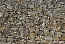 Stone wall papier murales Komar structures