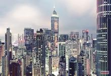 skyline photomural Komar Vol 15 8-913