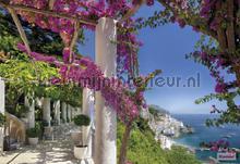 Amalfi fotobehang Komar Zon Zee Strand