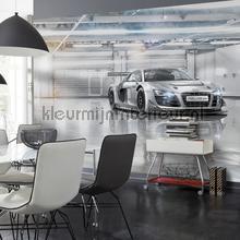 Audi r8 le mans fotobehang Komar tieners