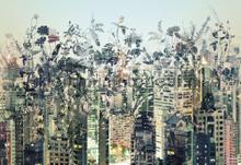 urban jungle photomural Komar Vol 15 8-979