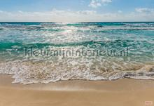 Seaside fotobehang Komar Zon Zee Strand
