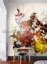Ella canvas fotobehang Khroma Bloemen Planten