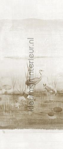 waterside sand Midden fotobehang dgium1022 Oosters - Trompe loeil Khroma