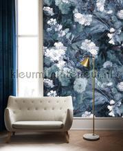 lena indigo fotomurali Khroma Wall Design dglen1021-1022-1023