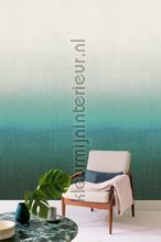mitsu azur fotomurali Khroma Wall Design dgmit103