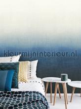 mitsu cobalt fotomurali Khroma Wall Design dgmit104