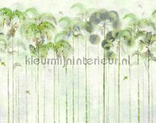 jungle greenery wallcovering Khroma Wall Design dgwil1011-1012-1013
