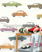 Wallpower Junior Traffic Jam fotomurali 364157 Auto - Trasporto Eijffinger