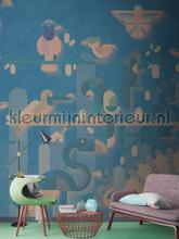 Flamingo 1 fotobehang AS Creation Trendy Hip