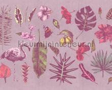 Tropicana 1 fotobehang AS Creation Bloemen Planten