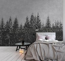 Black forest 3 fotobehang AS Creation Trendy Hip