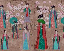 Kimono 2 fotobehang AS Creation alle afbeeldingen