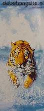 Bengal Tiger AANBIEDING fotobehang Ideal Decor behang