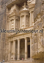 city of petra fotobehang Noordwand Evolutions II 1156