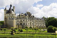 chenonceau castle fotobehang Noordwand Evolutions II 1172