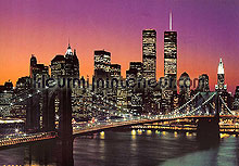New York City photomural Ideal Decor Ideal-Decor Poster 139