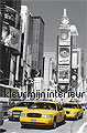 Times square fotobehang Ideal Decor behang