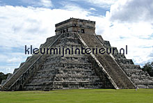 Chichen Itza fotobehang Noordwand Evolutions II 1159