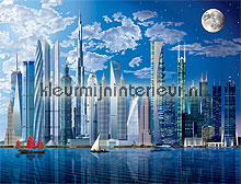 tallest building photomural Ideal Decor Ideal-Decor Poster 00120