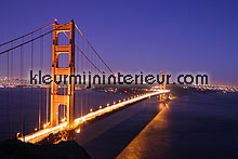 Golden Gate bridge fotobehang Dutch Wallcoverings Digiwalls 70003