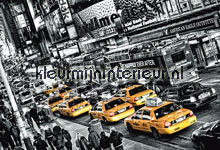 taxi ride photomural Ideal Decor Ideal-Decor Poster 116