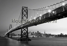 San Francisco Skyline photomural Ideal Decor Ideal-Decor Poster 00134