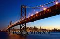 San Francisco Skyline papier murales Ideal Decor offre