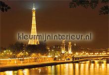 golden night fotobehang Komar City 4-321