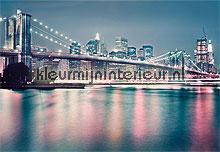 neon fotobehang Komar Scenics 8-731