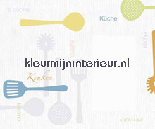 Kitchen papier murales AS Creation XXL Wallpaper 0331-2