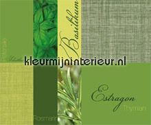 Herbage papier murales AS Creation XXL Wallpaper 0331-7