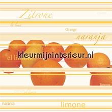Orange | Lemon papier murales AS Creation XXL Wallpaper 0331-8