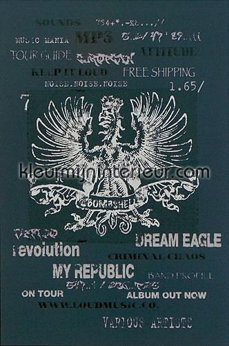 eagle fotobehang 380055 Wallpower mini Eijffinger