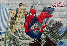 Spider-Man Concrete fotobehang Komar Disney-kids 8-467