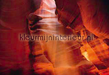 Antelope Canyon Sunray fototapet All-images