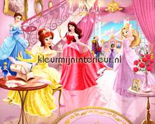 fotobehang Prinsessen