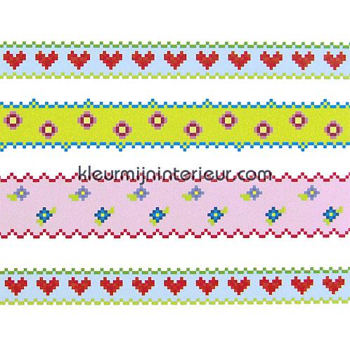 pixel pattern fotobehang 380037 Wallpower mini Eijffinger