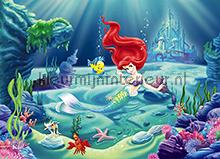 Arielle fotobehang Komar Disney-kids 4-463