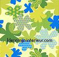 camouflage flowers Wallpower mini eijffinger