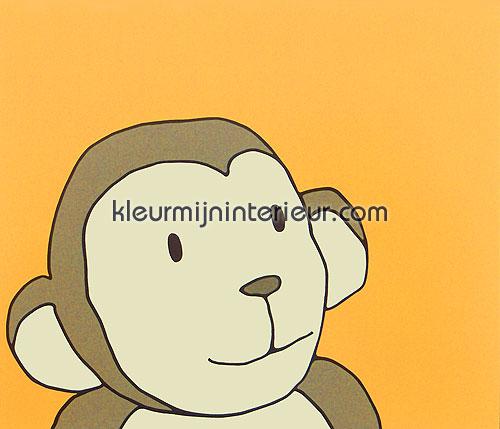 monkeybusiness fotobehang 380029 Wallpower mini Eijffinger