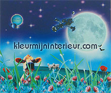 night sky papier murales 380042 Wallpower mini Eijffinger