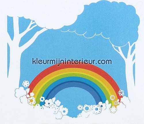 rainbow fotobehang 380023 Wallpower mini Eijffinger