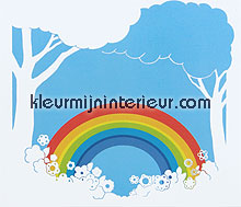rainbow fototapeten Eijffinger Wallpower mini 380023