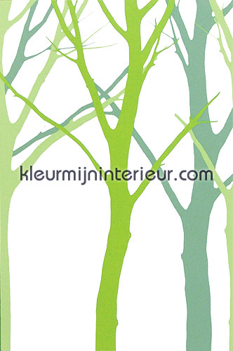 tree papier murales 380027 Wallpower mini Eijffinger