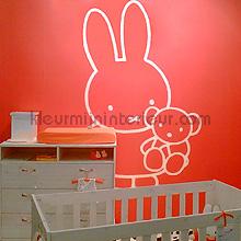 nijntje behang poster fotobehang 350290 babykamer Eijffinger